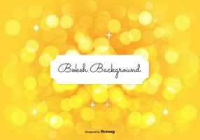 Beautiful Bright Bokeh Background Illustration