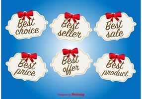 Best aanbod en Deal Labels