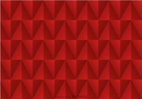 Maroon Triangle Background Vector