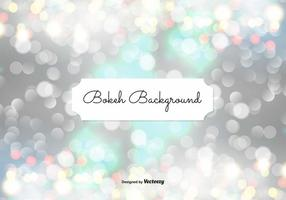 Abstrakt Bokeh Bakgrunds Illustration