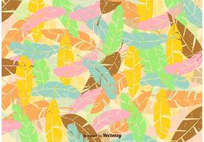 Summer-feather-pattern-vector