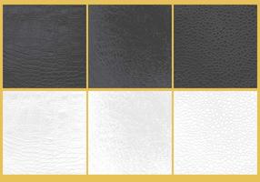 Leather Backgrounds vector