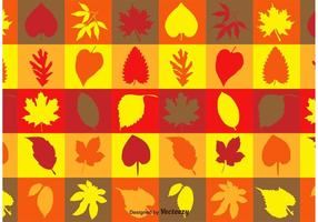 Autumnal Leaves Texture
