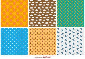 Natural Flat Patterns