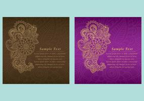 Paisley Backgrounds  vector