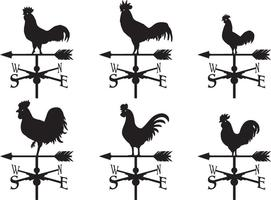 Weather Vane Vectors