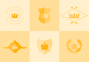 Crown Logo Vectors