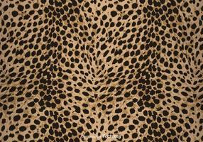 Fondo libre de la impresión del leopardo del vector