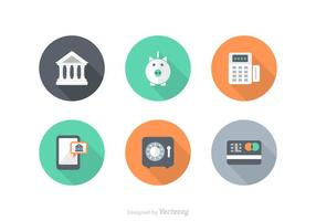 Gratis Finance Vector Pictogrammen