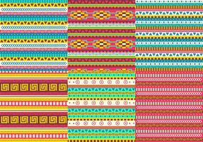 Aztec Pattern Vectors