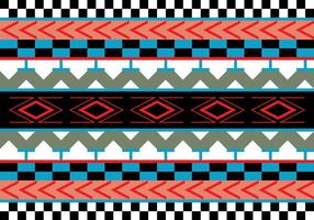 Aztec Pattern Vector Illustration