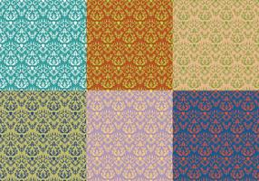Damasco Vintage Floral Pattern