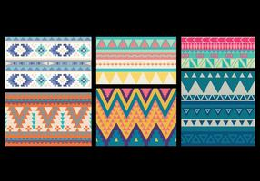Aztec Pattern Set