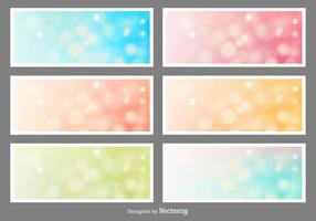 Seasonal Blurred Backgrounds