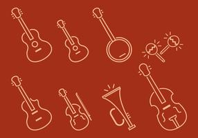 Vectores lineales del Ukulele