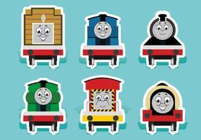 Thomas de treinvectoren