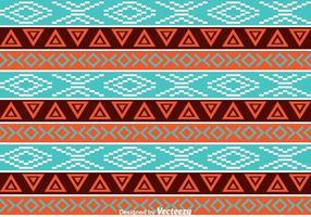 Geometrisk etnisk mönster