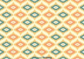 Aztec Ethnic Pattern vector