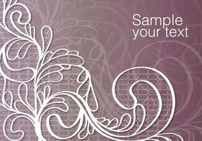 Lace Background Design