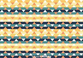 Colorido patrón azteca