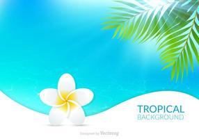 Gratis Hawaiian Bakgrund Vector