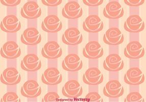 Pink Roses Flowers Background