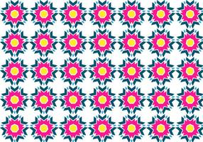 Free-aztec-pattern-with-yellow-vector