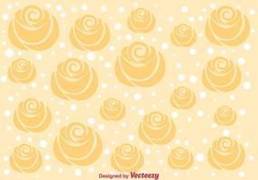 Creme Rosen Hintergrund