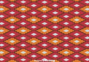 Répétez le vecteur de motif aztèque