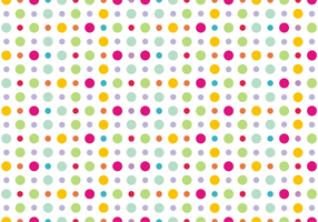 Dots Pattern Free Vector