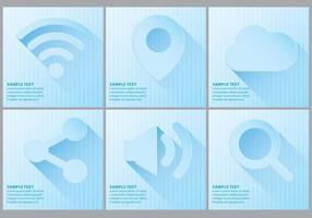 Internet Symbols Templates