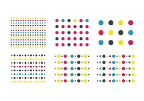 Free Colorful Dot Pattern