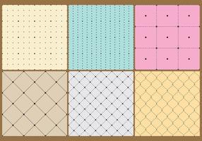 Vectores de patrones de puntos