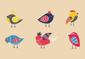 Vectores de aves