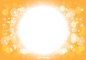 Mooie Glitter Achtergrond Illustratie