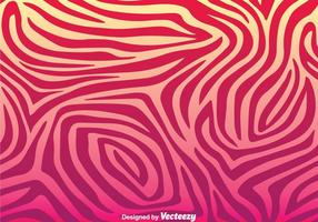 Magenta Zebra Print Background vector