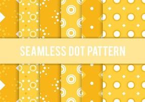 Dot Pattern giallo