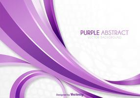 Vecteur de fond abstraite violet gratuit