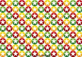 Cercle Star Background