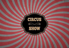 Free Classical Circus Background Vector