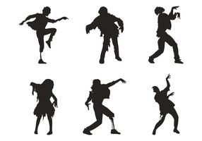 Tanzender Zombie