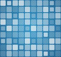 Vecteur de fond bleu abstraite gratuit
