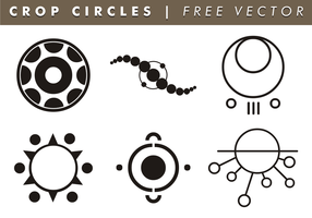 Crop Circles Vector
