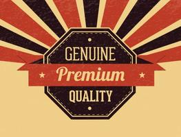 Retro Vintage Style Premium Quality Illustration