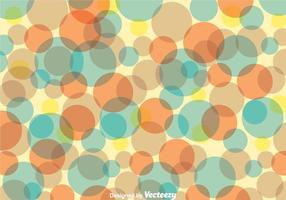 Dot Pattern Vector colorato
