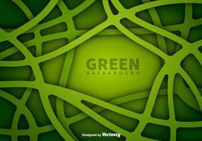 Fundo abstrato ecológico