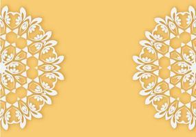 Free Lace Pattern Vektor