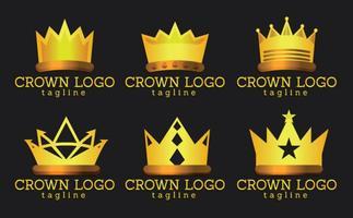 Crown Logo Vectors