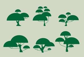 Eichenbaum Silhouette Set