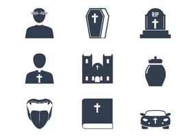 Church Vector Icons